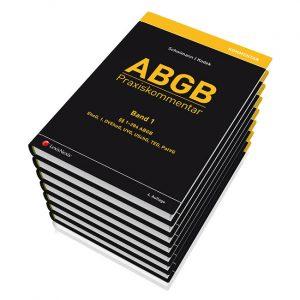 ABGB Praxiskommentar