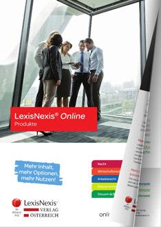 LexisNexis® Online für Rechtsanwälte & Notare