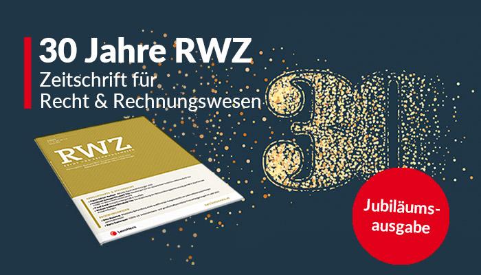 30 Jahre RWZ