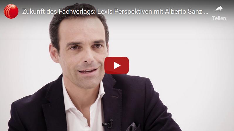 Zukunft der (Steuer-)Rechtsliteratur: Interview mit Alberto Sanz de Lama