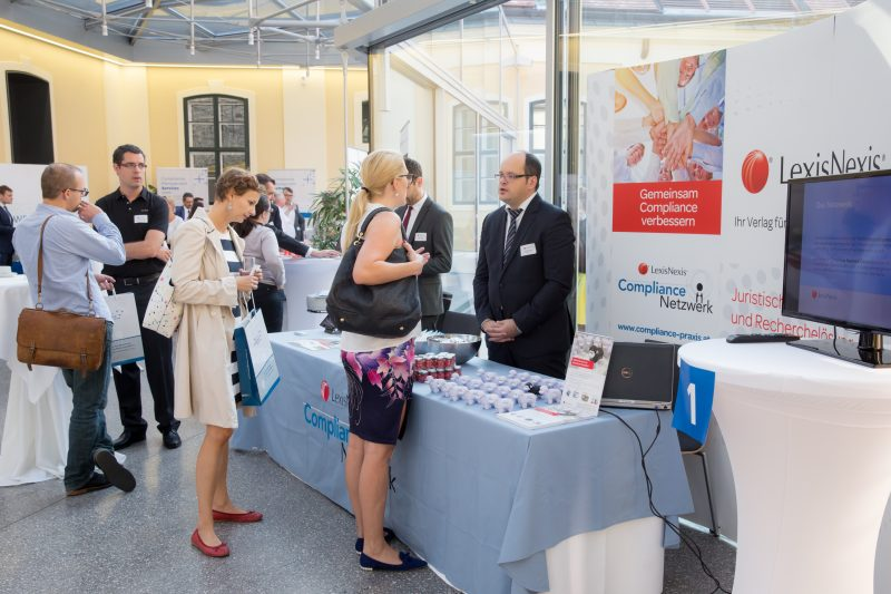 (c) www.annarauchenberger.com / Anna Rauchenberger – Wien, 15.09.2016 - LexisNexis Compliance Solutions Day 2016 im Apothekertrakt, Schloss Schoenbrunn