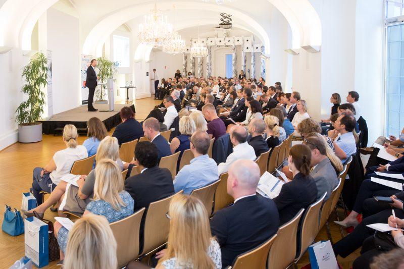 (c) www.annarauchenberger.com / Anna Rauchenberger – Wien, 15.09.2016 - LexisNexis Compliance Solutions Day 2016 im Apothekertrakt, Schloss Schoenbrunn. FOTO: Mag. Andreas Schuetz, LL.M., Taylor Wessing