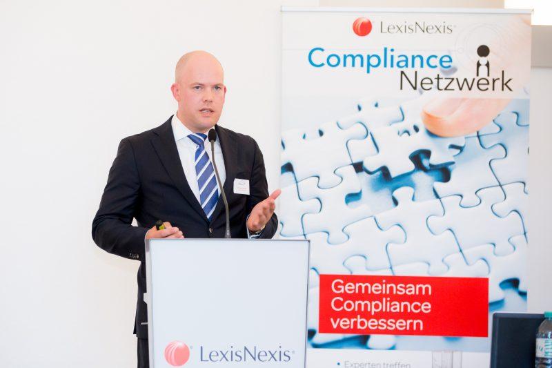 (c) www.annarauchenberger.com / Anna Rauchenberger – Wien, 15.09.2016 - LexisNexis Compliance Solutions Day 2016 im Apothekertrakt, Schloss Schoenbrunn. FOTO: Dr. Joerg Viebranz, Idox Compliance