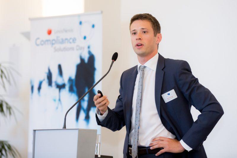 (c) www.annarauchenberger.com / Anna Rauchenberger – Wien, 15.09.2016 - LexisNexis Compliance Solutions Day 2016 im Apothekertrakt, Schloss Schoenbrunn. FOTO: David Giesinger, Bureau Van Dijk