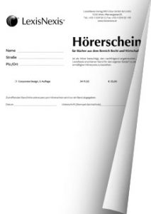 Hörerschein Corporate Design