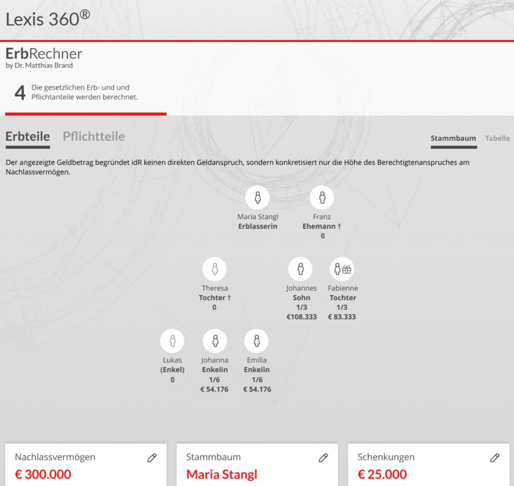 Interview zum ErbRechner, dem neuen Lexis 360® Tool