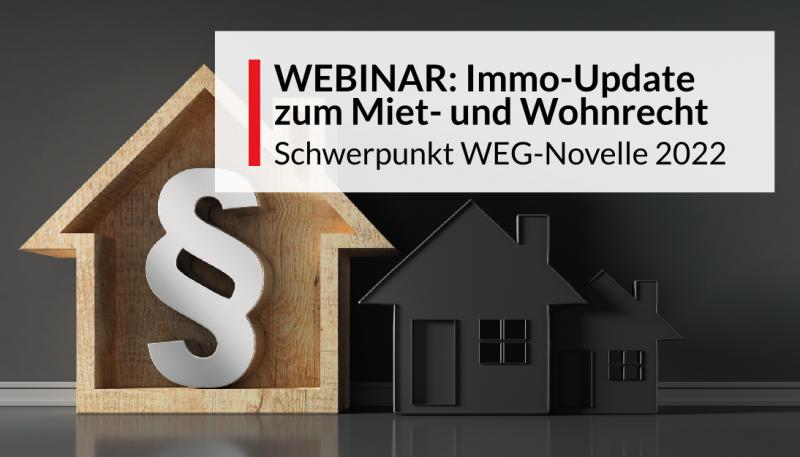 Webinar: Immo-Update